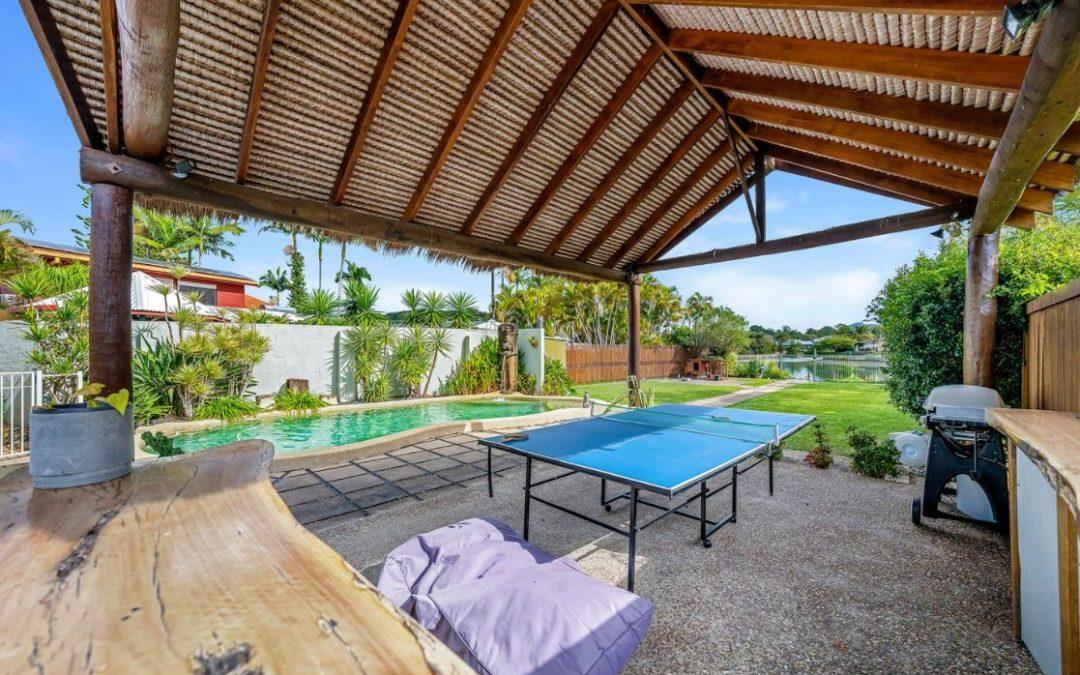 Bali-style Entertainer, Stunning Waterfront Retreat (Harcourts Coastal)