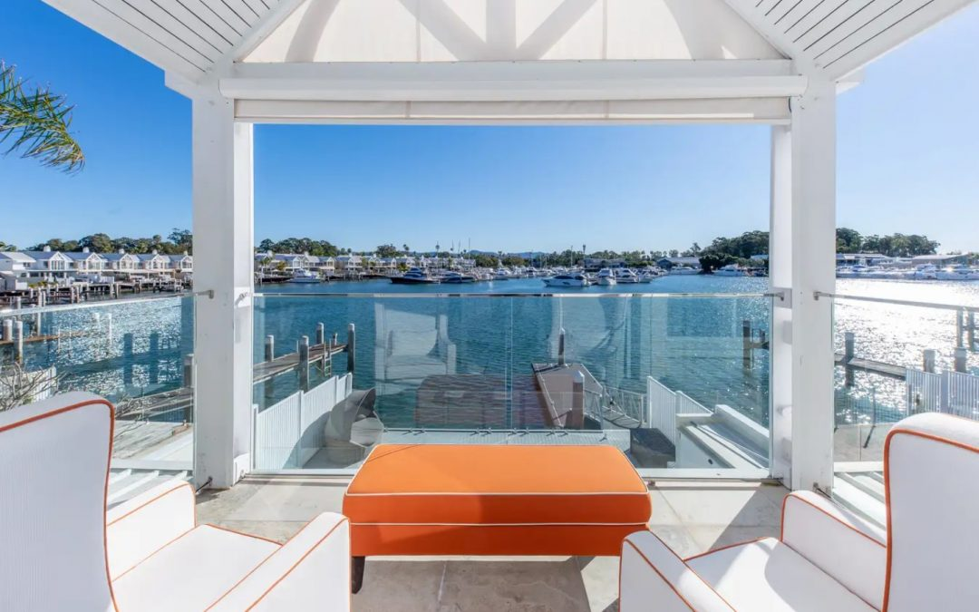 Luxury Living in the Tightly Held – Harbourfront Villas (Ray White Sanctuary Cove)