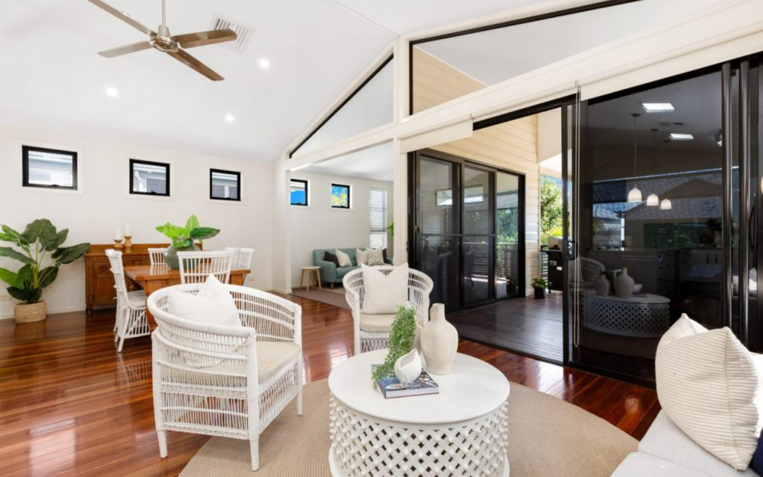 Graceful Queenslander Charm, Moments from the Brisbane River (Harcourts Property Centre)