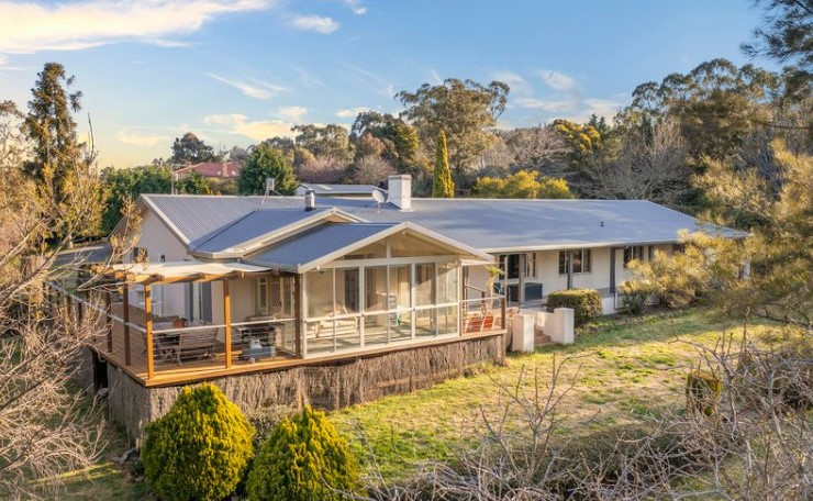 Secluded 7.846 ha Rural Sanctuary (Laing and Simmons Armidale)