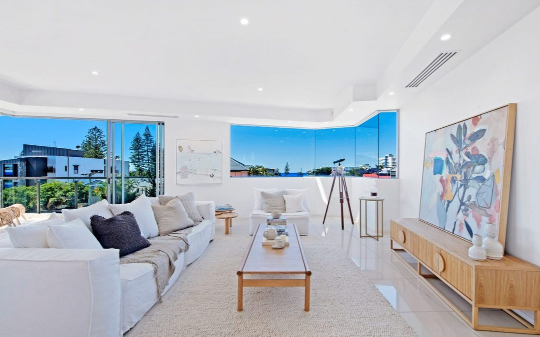 Beachside Luxury with Private Rooftop Terrace (Ray White Burleigh Heads)