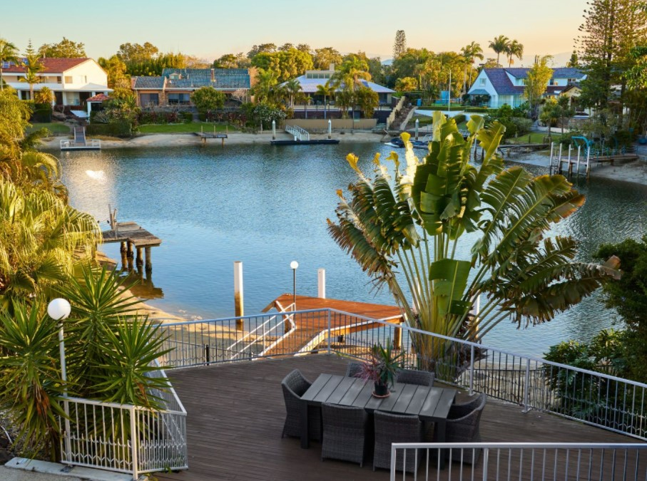 Waterfront Family Haven in the Sought After Riviera Estate (Harcourts Coastal)