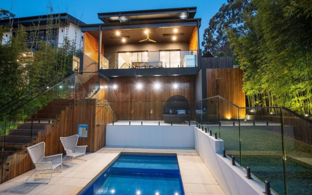 Bold Architectural Icon with No-Expense-Spared Luxury Finishes (DJW Property)