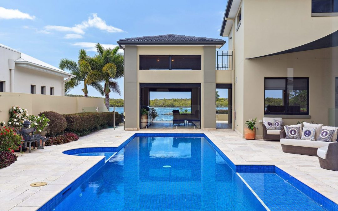 Pinnacle of Privacy and Prestige on Protected Sanctuary Cove Waterways (Ledgerwood Real Estate)